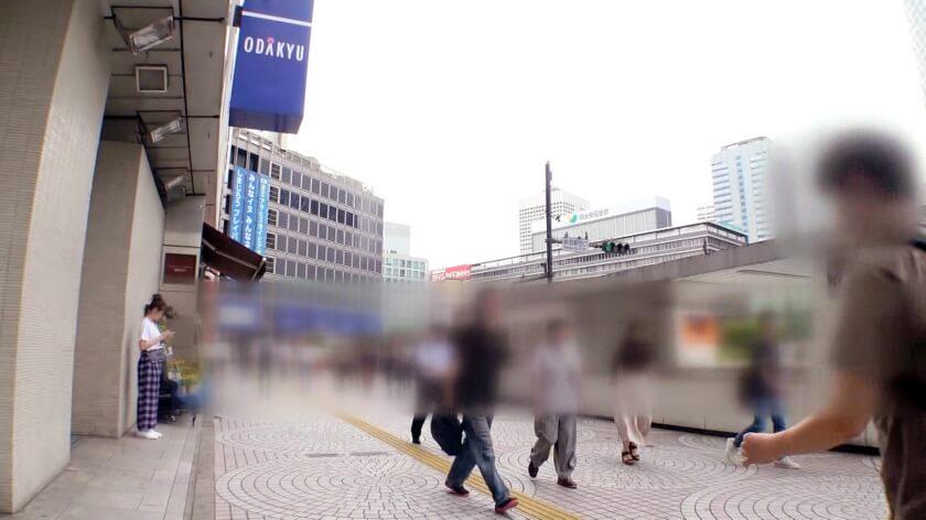 美谷朱里「募集ちゃん」261ARA-326
